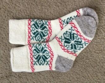 Woolen socks, women socks, warm socks, winter socks