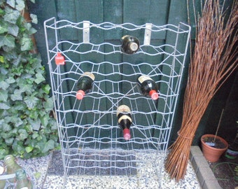 large retro tomado wine rack/bottle rack/place for 60 bottles