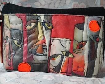 Zip Purse,small accessory pouch