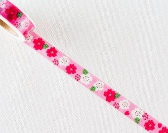 Tsutsumu masking tape-Cherry Blossoms