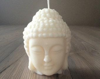 Blissful Buddha Candle