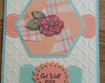 Handmade Get Well Card