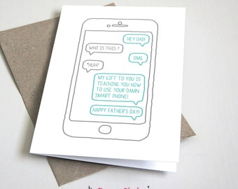 Dating Phones Card For Greeting