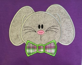 Easter Bunny with Bowtie-Children's T-Shirt