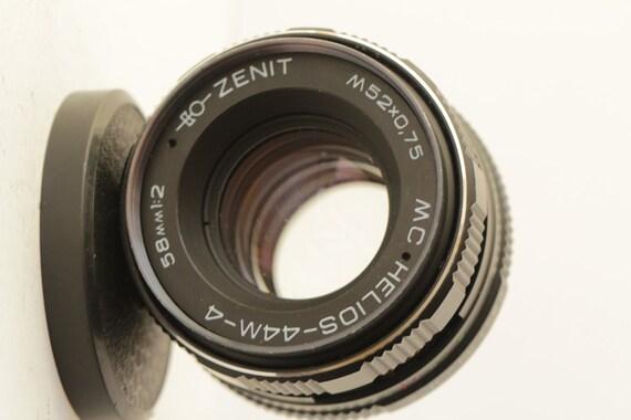 MC HELIOS 44M-4 Soviet SLR Lens Pentax Praktica Zenit M42 N90126702