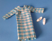 "Barbie Vintage "" Fashion Doll / Clone Clothing "" Mod 1960's"