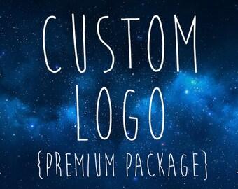 Custom LOGO DESIGN / Professional Graphic Designer for Logo Design, Custom Brand Design / Business Branding / Visual Identity Design/