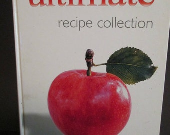 2001 Ultimate Recipe Collection 1st Edition