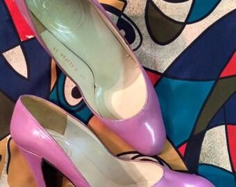 1960 s shoe Christian Dior