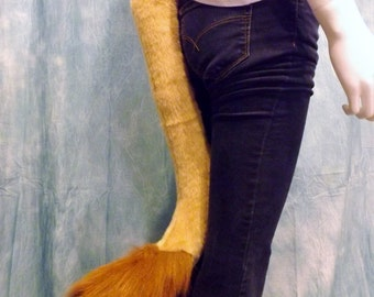 Lion Tail! *Made to Order!*