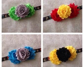 Harry Potter Inspired House Headband/Gryffindor Headband/Slytherin Headband/Hufflepuff Headband/Ravenclaw Headband