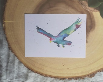 Free to Fly Mini Art Print