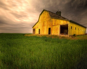 Barn Palouse Wa.