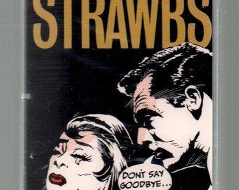 Vintage Cassette Tape : Cassette Tape - Strawbs - Don't Say Goodbye... New Sealed Virgin VL4-3018
