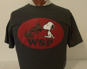 Widespread Panic inspired Snoopy/C. Brown shirt.
