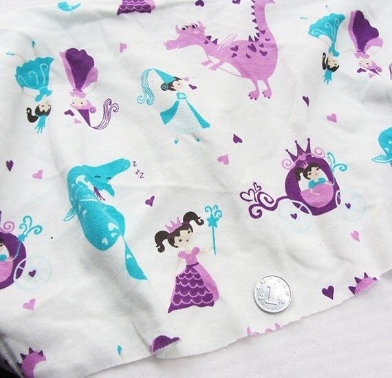 Items similar to kids baby print rib knit fabric 100 for Kids knit fabric