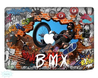 New Graffiti Decal Mac Stickers Macbook Decals Macbook Stickers Apple Decal Mac Decal Stickers Laptop Decal 09