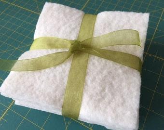 Batting Squares - Hobbs Tuscany Wool/Cotton Blend