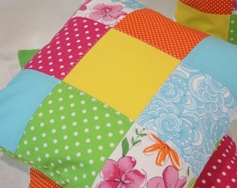 3 PCs colorful pillowcases for your spring