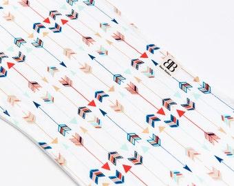 Arrows Burp Cloth