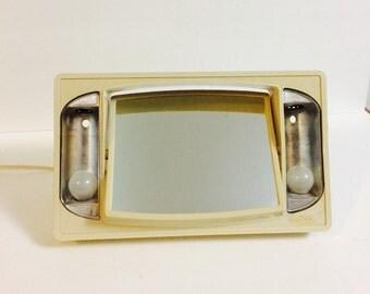 Lighted Vanity Mirror Etsy : Items similar to Full length lighted vanity mirror on Etsy
