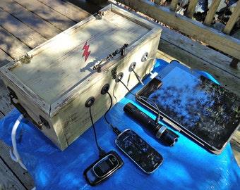 Electronic Charging Box