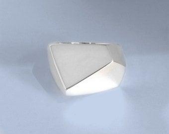 Urban Cool Silver ring.