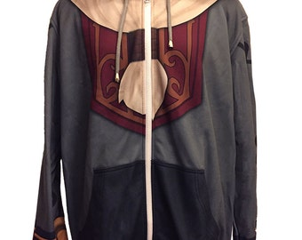 League of Legends Bard Inspired Hoodie