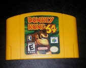 Donkey Kong 64 Nintendo 64 N64