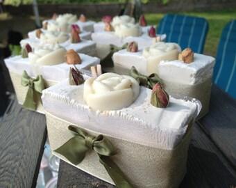 Romance Cake soap