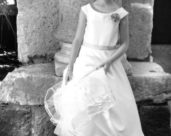 Flower girl , first comunione, bridesmades dress