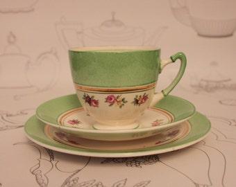 Palissy Tea Set 10 trios