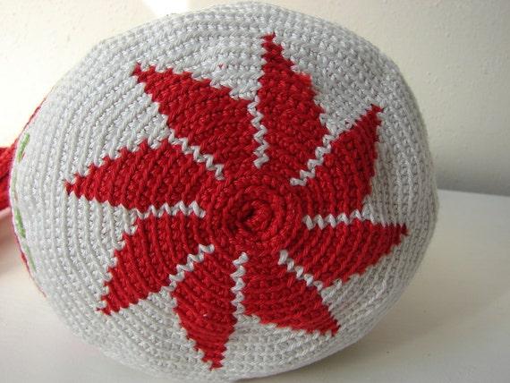Crochet pattern Mochila bag, Tapestry crochet pattern ...