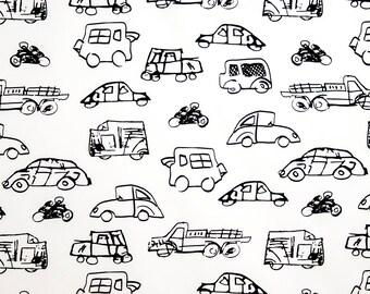 Traffic Jam - Rob Hodgins | Fabric by the Yard