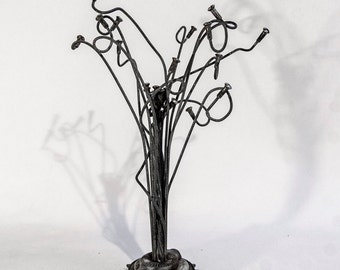 Flower/Tree - FT1 - Made from bicycle components