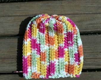Colorful Baby Hat