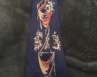 1940's Mens Necktie