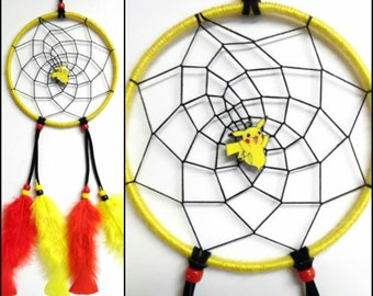 Pokemon Pikachu dreamcatcher