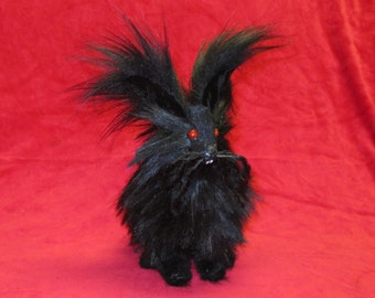 Nightmare Bunny OOAK Art Doll