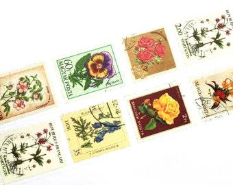 Aimez le style wide - Vintage stamp washi tape (T00230)