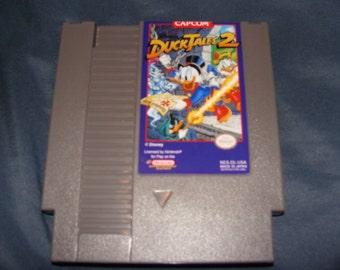 Disney's DuckTales 2 Reproduction (Nintendo Entertainment System, 1993)