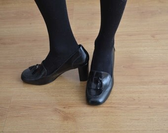 Beautiful Black Shoes
