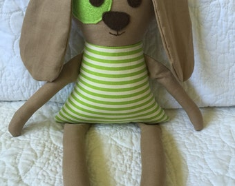 Scooter the dog, handmade, FREE postage within Australia