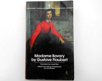 Madame Bovary Vintage Paperback Novel by Gustave Flaubert