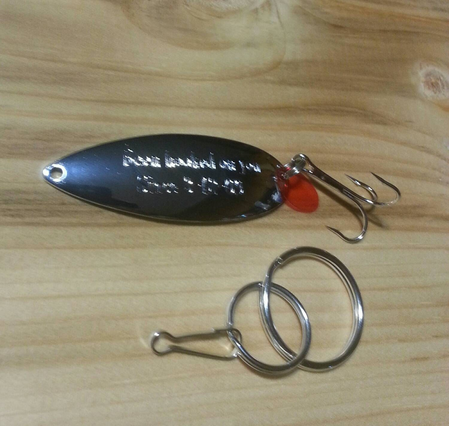 Real fishing lure name brand high quality by sportstradingpost for Names of fishing lures