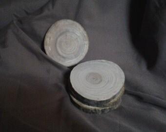 Coasters, Handmade Wooden