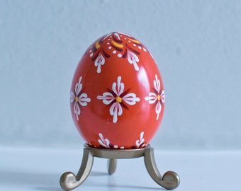 Handmade Lithuanian Easter Eggs (wood)