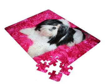 PUZZLES Custom / Personalize Your Own Photo Puzzle 80 Pieces or 252 pieces
