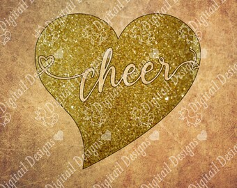 Cheer SVG,  Cheer Svg Cheer Mom SVG for Silhouette Cameo, Cricut or other cutting machines, Cheerleader svg dxf png eps ai fcm