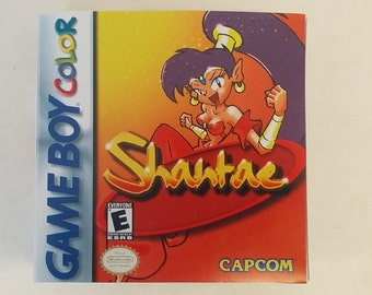 Shantae For Game Boy Color